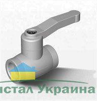 Firat Полипропиленовый кран вентиль 20 1/2