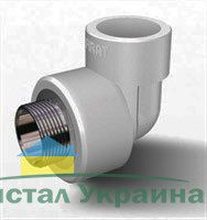 Firat Полипропиленовый угол с РВ 32-3/4