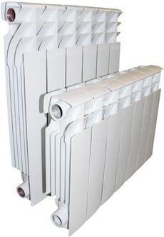 Радиатор алюминиевый Fondital Solar 500x100 S5