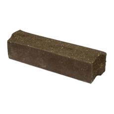 Кирпич Литос узкий скала тычковой полнотелый шоколад
