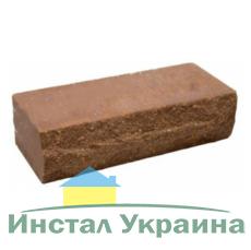 Кирпич Литос стандартный Скала полнотелый бордо