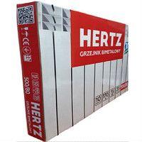 Радиатор биметаллический HERTZ 500/80 цена