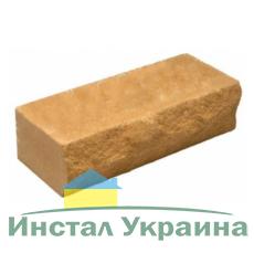 Кирпич Литос стандартный Скала полнотелый терракот