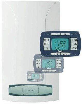 Газовый котел Baxi LUNA 3 COMFORT AIR 310 Fi + радиопрограмматор цена