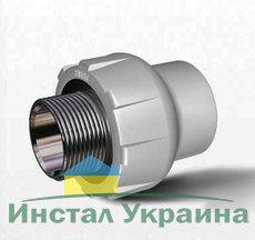 Firat Полипропиленовая муфта с РН 50-3/2 под ключ