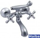 Смеситель для ванны Haiba Sentosa Satin 009