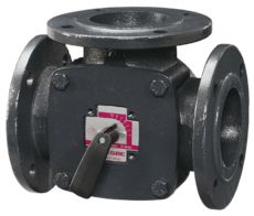 ESBE SB118S клапан 3-ходовой F DN125 kvs 280 (11101400)