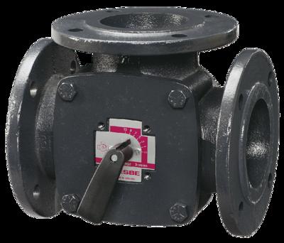 ESBE SB114S клапан 3-ходовой F DN50 kvs 60 (11100600) цены