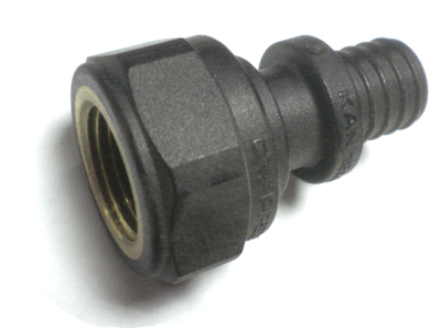 """KAN-therm Соединитель Push с манжетой с резьбой внутренней PPSU 18x2,5 G1/2"""" (9019.46) цены"""