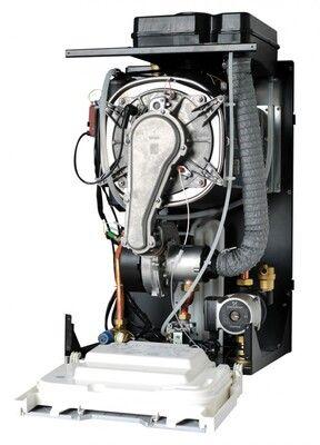 Газовый конденсационный котел Immergas Victrix Pro 120 1 I цена