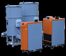 Твердотопливный пеллетный котел LOGICA Futura Bio Standart 150kW