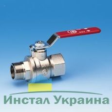 Шаровой кран Pettinaroli для воды ВН с Ручка 1/2`