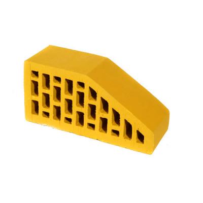 Кирпич облицовочный Евротон ВФ 13 желтый