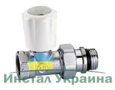 Caleffi Кран-термостат радиаторный 3/4` прямой