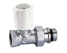 Caleffi Кран-термостат радиаторный 1/2` прямой