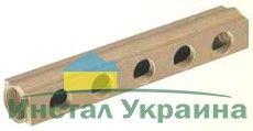 ICMA распределительный коллектор 1102, шаг выхода 50 мм. 3/4`х1/2` выходы 4