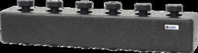Коллектор для трех насосных групп без разделителя ESBE GMA131 (66000200) цена