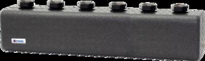 Коллектор для трех насосных групп c встроенным гидравлическим разделителем ESBE GMA231 (66000400) цена