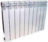 Радиатор алюминиевый LUX 500/75