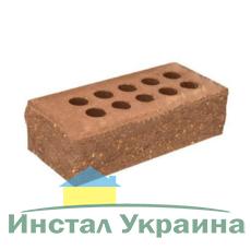 Кирпич Литос стандартный колотый тычковой с фаской бордо 10.25 грн.