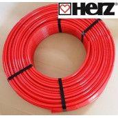 520435 Труба для теплого пола Herz PE-RT 16 х 2, P= 6 бар; T= 70 С