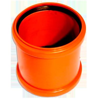 WAVIN EKOPLASTIK Муфта надвижная, класс N; 110 (3062662426) для наружной канализации