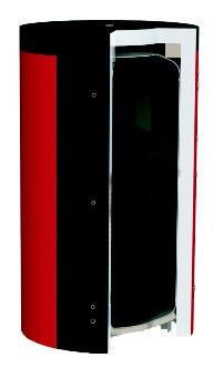 Теплоаккумулирующая емкость NEQ EA-00-X/Y-1500