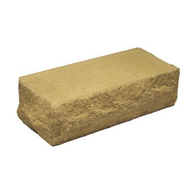 Кирпич Литос стандартный Скала тычковой полнотелый желтый цена