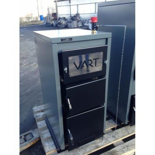 Твердотопливный котел VART 20 кВт