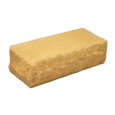 Кирпич Литос стандартный Скала тычковой полнотелый слоновая кость цена