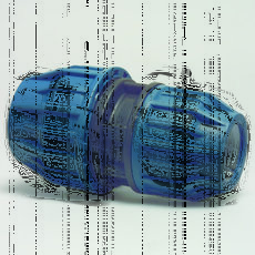 Редукционная полиэтиленовая муфта DN 75х63