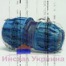 Редукционная полиэтиленовая муфта DN 40х25