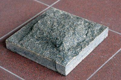 Плитка рваный камень Габбро цена