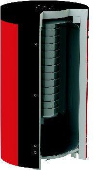 Теплоаккумулирующая емкость NEQ EAB-00-X/Y-2000/160