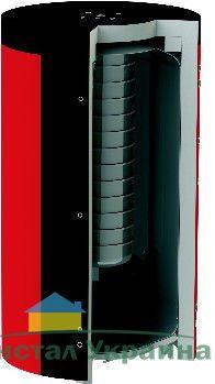 Теплоаккумулирующая емкость NEQ EAB-00-X/Y-1500/160