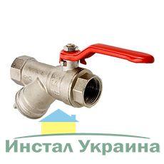 VT.292 Шаровой кран Valtec 1/2` Combi со встроенным фильтром