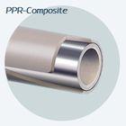 купить Полипропиленовая труба Rozma PPR / Al / PPR STABI ITAL(композит) без зачистная 20х3,3