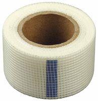 Бандажный рулон лента клейкая для заделки швов и трещин 20м*23см