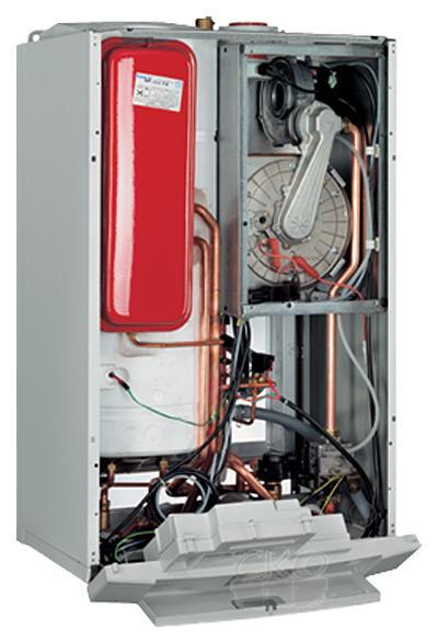 Газовый котел Baxi NUVOLA 3 HT 330*