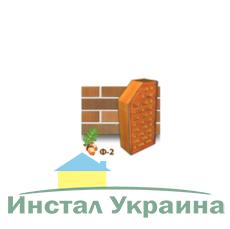 Клинкерный кирпич фасонный Ф2 Керамейя Янтарь