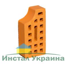 Кирпич облицовочный Евротон ВФ 14 персик