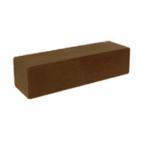 купить Кирпич Литос узкий полнотелый шоколад