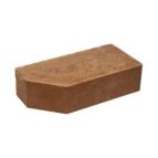купить Кирпич Литос стандартный угловой полнотелый шоколад
