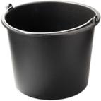 купить Ведро строительное круглое пластмасовое мерное 20л