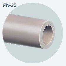 Полипропиленовая труба Rozma PPR,PN20 (штанги по 4 м) 75х12,5
