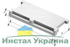 Лестничная площадка 2 ЛП 25.15-4 к л