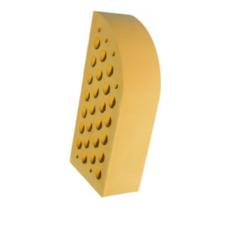 Кирпич облицовочный Евротон ВФ 17 желтый