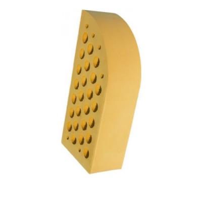 Кирпич облицовочный Евротон ВФ 17 желтый цена