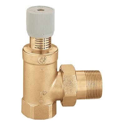 519700 Caleffi Дифференциальный перепускной клапан 1 1/4'' цена