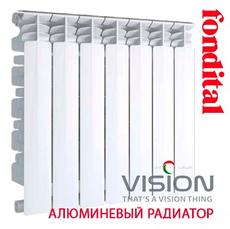Радиатор алюминиевый Fondital VISION (3/4 '') 500/80